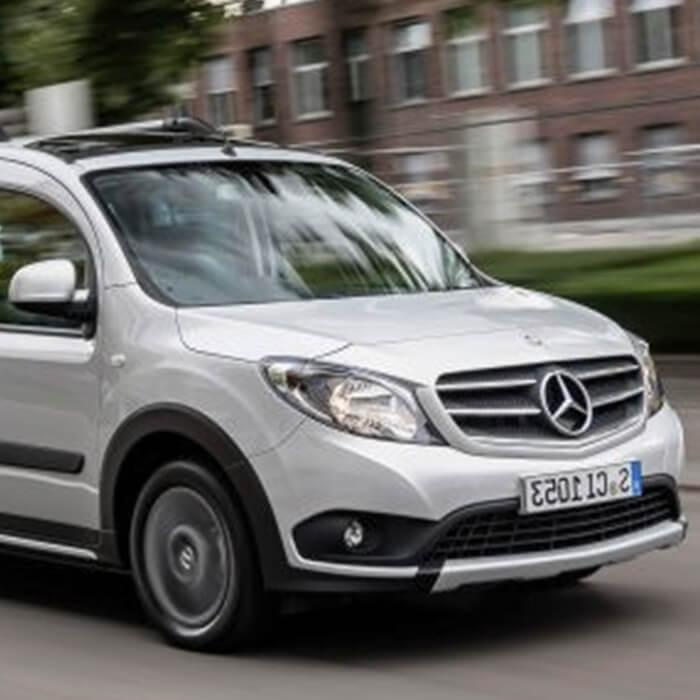 Mercedes-Benz Luxury Mini-Van Citan Tourer 5 seats