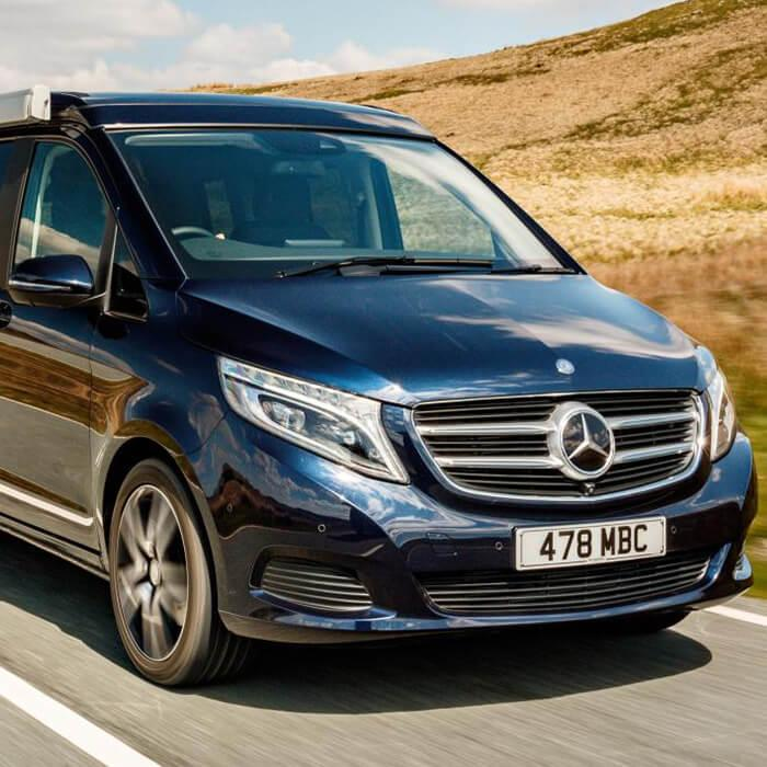 Mercedes-Benz Luxury Mini-Van Citan Tourer 7 seats