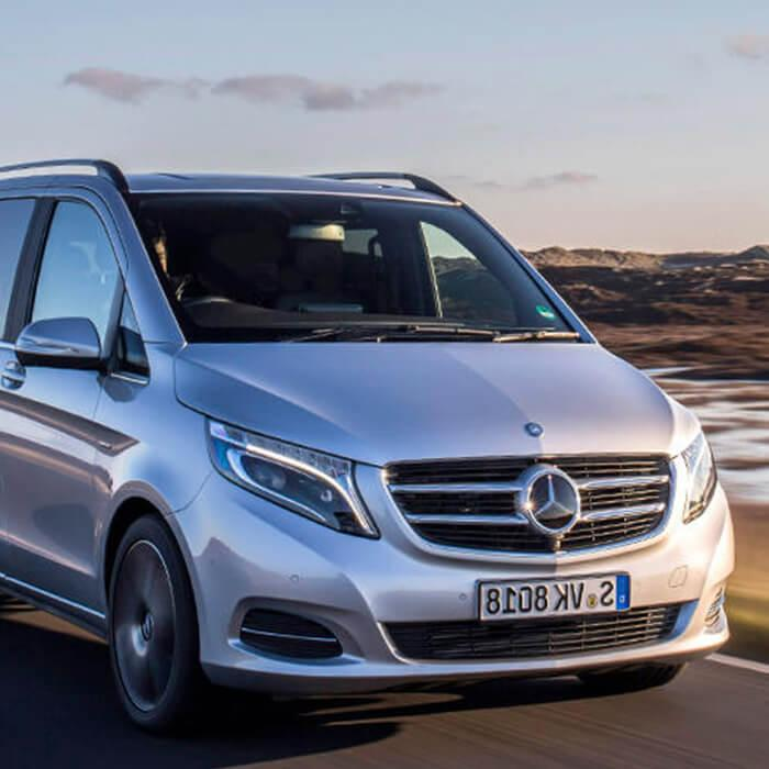 Mercedes-Benz VITO - Extra Long Version - V Look