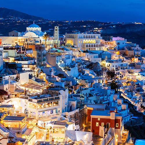 See Santorini in a Full Day Tour